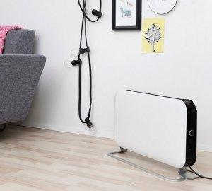 Konwektor elektryczny ELE  385x620 2000W biały