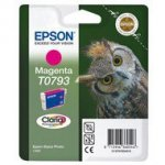 Tusz  Epson  T0793  do  Stylus Photo 1400/1500W/P50/PX660 | 11,1ml | magenta
