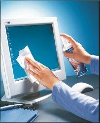 Płyn do czyszczenia ekranów ESSELTE DATALINE (250 ml) (xsk0280)