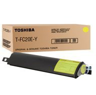 Toner Toshiba T-FC20EY do e-Studio 2020C | 16 800 str. | yellow