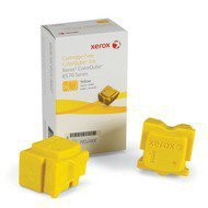 Kostki barwiące  Xerox  do ColorQube 8570N/DN/DT | 4 400 str. | yellow