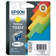 eol Tusz Epson  T0424  do  Stylus CX-5200/5400, C82 | 16ml |  yellow
