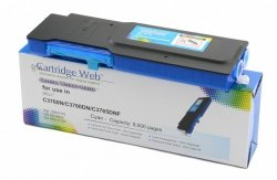 Toner Cartridge Web Cyan Dell 3760 zamiennik 593-11122