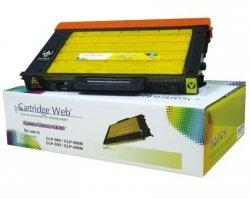 Toner Cartridge Web Yellow Samsung CLP 500 zamiennik CLP-500D5Y