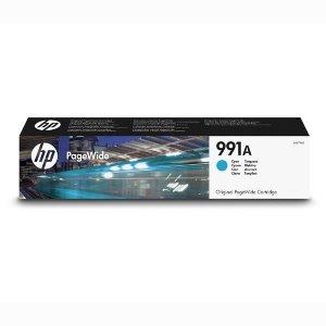 Tusz HP 991A CYN PageWide