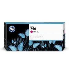 Tusz HP 746 do Designjet Z6/Z9 | 300ml | Magenta