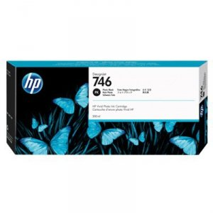 Tusz HP 746 do Designjet Z6/Z9 | 300ml | Photo Black