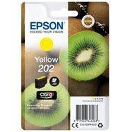 Tusz Epson 202XL do XP-6000  | 550str. | 13,8 ml | black