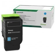 Kaseta z tonerem Lexmark do MC2640/C2325/ C2425 | zwrotna | 1 000 str. | CYAN