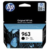 Tusz HP 963 do OfficeJet Pro 901* | 1 000 str. | Black  HP963