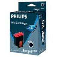 Tusz Philips do faksu FaxJet 320/214/220/224/244/254/275 | 1 000 str. | black