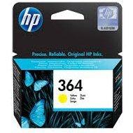 Tusz HP 364 Vivera do Photosmart 5510/5515/7510, C5380/6380 | 300 str. | yellow