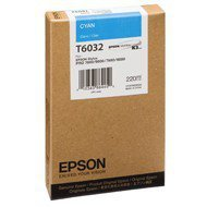 Tusz Epson T6032   do Stylus Pro  7800/7880/9800/9880 | 220ml | cyan