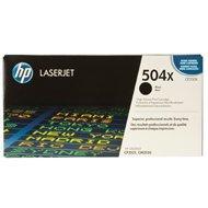 Toner HP 504X do Color LaserJet 3525/3530 | 10 500 str. | black