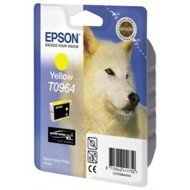 Tusz Epson  T0964  do  Stylus Photo  R2880  | 11,4ml |  yellow