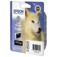 Tusz  Epson  T0967   do  Stylus Photo R2880  | 11,4ml |    light black