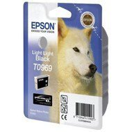 Tusz Epson  T0969  do  Stylus Photo R2880  | 11,4ml |   light light black