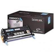 Kaseta z tonerem Lexmark do X560 | 10 000 str. | cyan