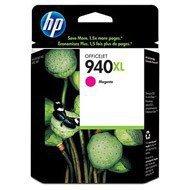 Tusz HP 940XL do Officejet Pro 8000/8500 | 1 400 str. | magenta