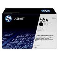 Toner HP 55A do LaserJet P3015, M525 | 6 000 str. | black