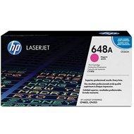 Toner HP 648A do LaserJet CP4025/4525 | 11 000 str. | magenta