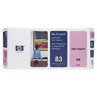 Tusz + głowica + gł. czyszcząca HP 83 do Designjet 5000/5500 | UV| light magenta