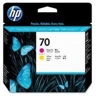 Głowica HP 70 do Photosmart B8850/9180, Designjet Z2100   magenta + yellow