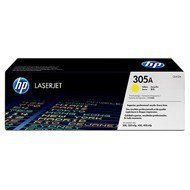 Toner HP 305A do Color LaserJet M351/375/451/475 | 2 600 str. | yellow