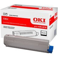 Toner Oki do C822 | 7 000 str. | black
