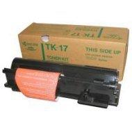 Toner Kyocera TK-17 do FS-1000/1000+/1010/1050 | 6 000 str. | black