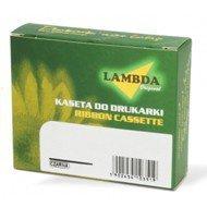 Taśma Lambda do Oki 5520/5521/5590 | 4 mln znak. | black