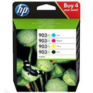Zestaw tuszy HP 903XL C/M/Y/k