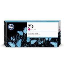 Tusz HP 746 do Designjet Z6/Z9 | 300ml | Magenta