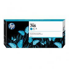 Tusz HP 746 do Designjet Z6/Z9   300ml   Cyan