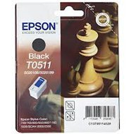 EOLTusz Epson  T0511  do   Stylus Color  740/760/800/860/1160  | 24ml | black