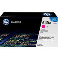 Toner HP 645A do Color LaserJet 5500/5550 | 12 000 str. | magenta