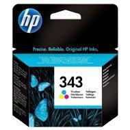 Tusz HP 343 do Deskjet 430/5940/6540, Offiecejet 100/150/H470 | 330 str. | CMY