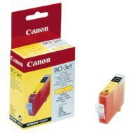 Tusz Canon  BCI3EY do BJ-C6000/6100, S400/450, C100, MP700 | 280 str. | yellow
