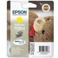 Tusz  Epson T0614   do DX-3800/3850/4200/4800 ,D-68/88 | 8ml | yellow
