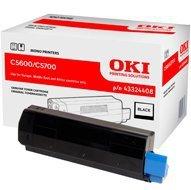 Toner Oki do C-5600/5700 | 6 000 str. | black