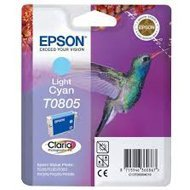Tusz  Epson  T0805  do  Stylus  Photo R-265/285/360 RX560 | 7,4ml | light cyan
