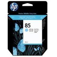 Tusz HP 85 do Designjet 30/90/130 | 69 ml | light cyan
