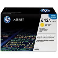 Toner HP 642A do Color LaserJet CP4005 | 7 500 str. | yellow