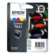 Tusz Epson  T041  do Stylus C62, CX3200 | 37ml |  CMY