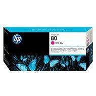 Tusz HP 80 do Designjet 1050/1055 | 350ml | magenta