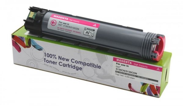 Toner Cartridge Web Magenta Dell 5130 zamiennik 593-10923