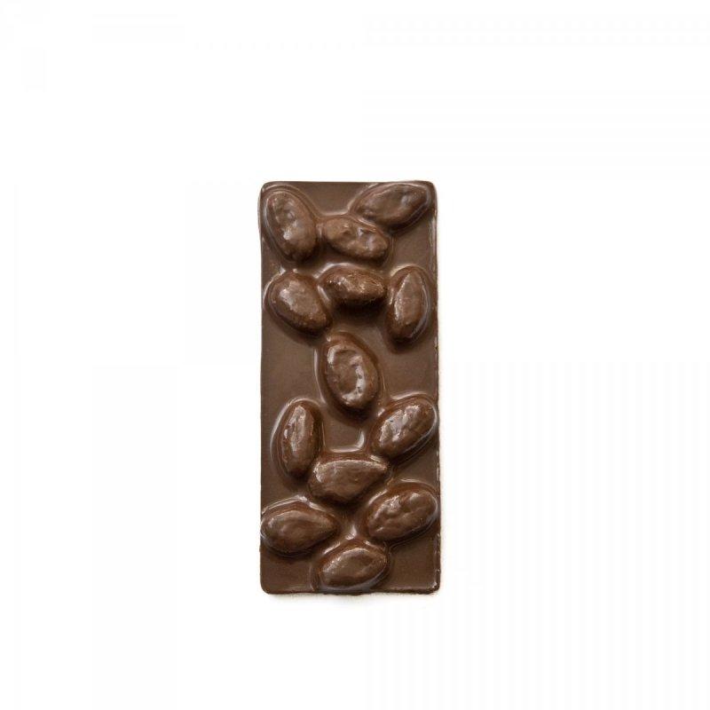 Nierafinowana czekolada do picia mleczna 60g