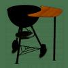 Stół roboczy bambusowy Weber 17638