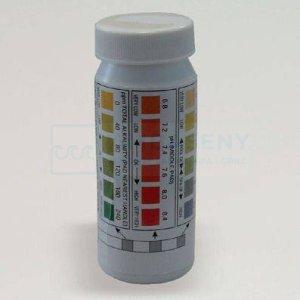 Tester paskowy do pH i chloru