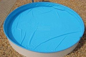 Przykrycie Safe Top do basenu Ø 5m